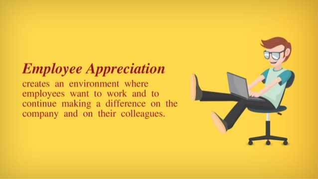 Appreciation Letter Template To Employee Sample Example