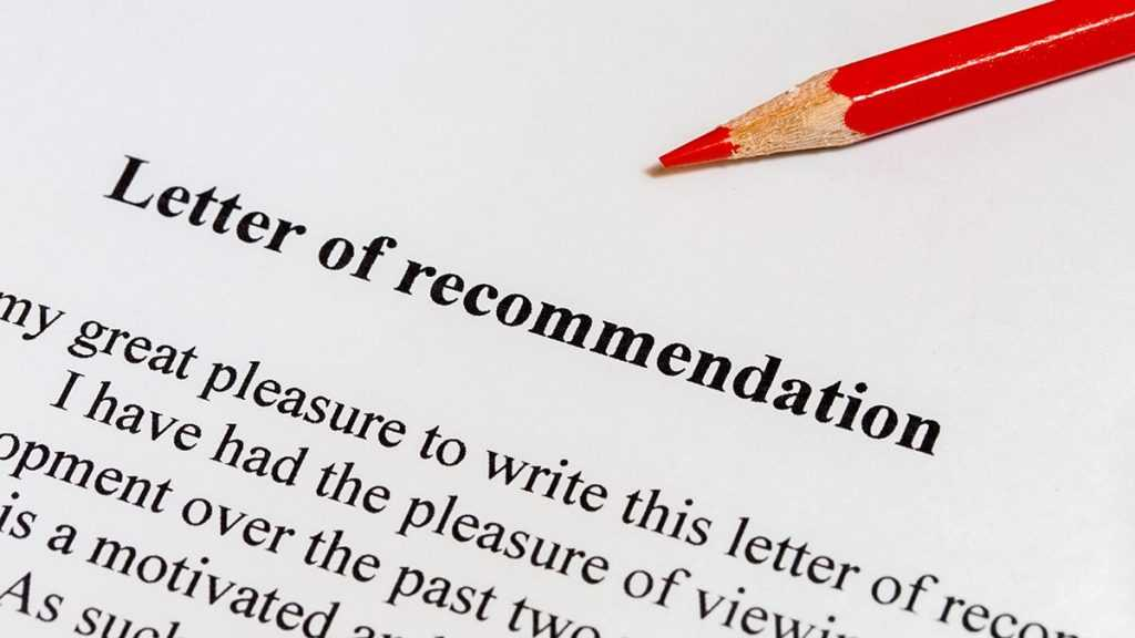12+ Free Recommendation Letter – Sample & Example | Best