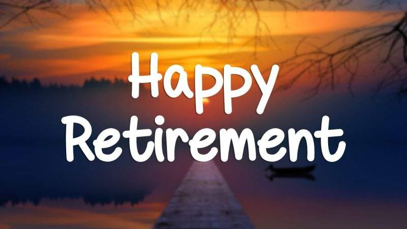 Sample of Retirement Farewell Letter Template – Format & Example