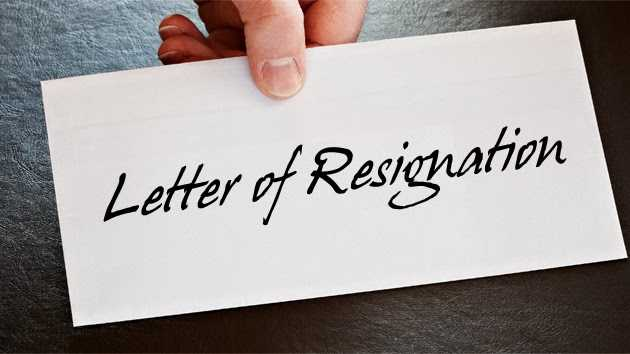 How to Write a Resignation Letter | Resignation Letter Format