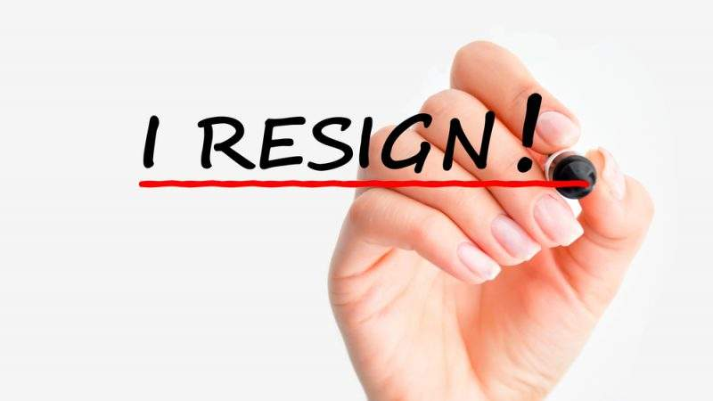 11+ Sample Resignation Letter Format for Personal Reason