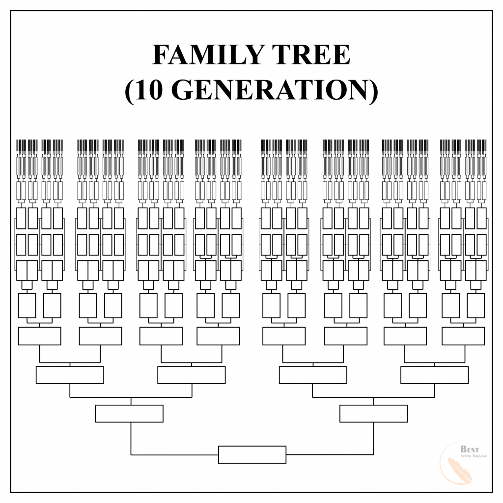 Free Family Tree Template Excel from bestlettertemplate.com