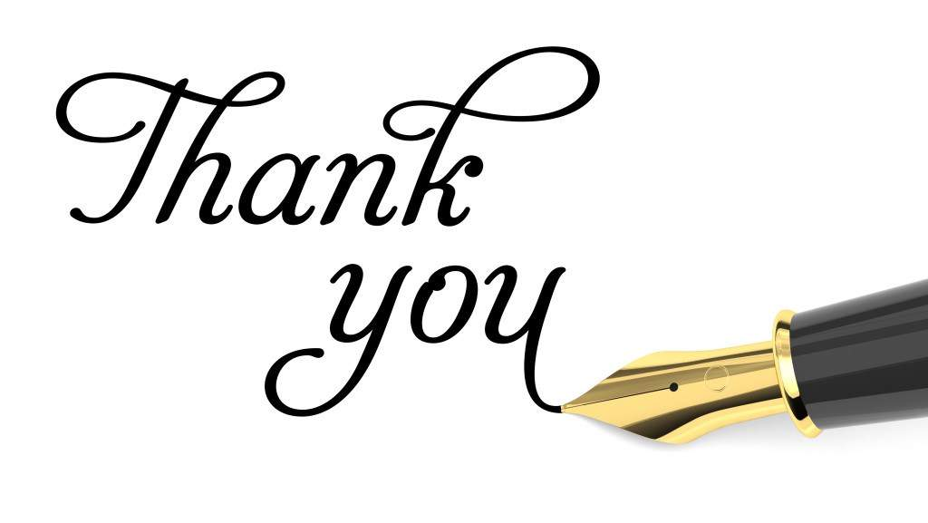 Formal Thank You Letter Template from bestlettertemplate.com