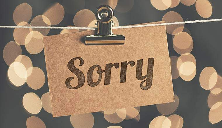 Apology Letter Template to Parents – Sample & Examples