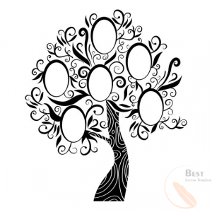 Sample Family Tree Template