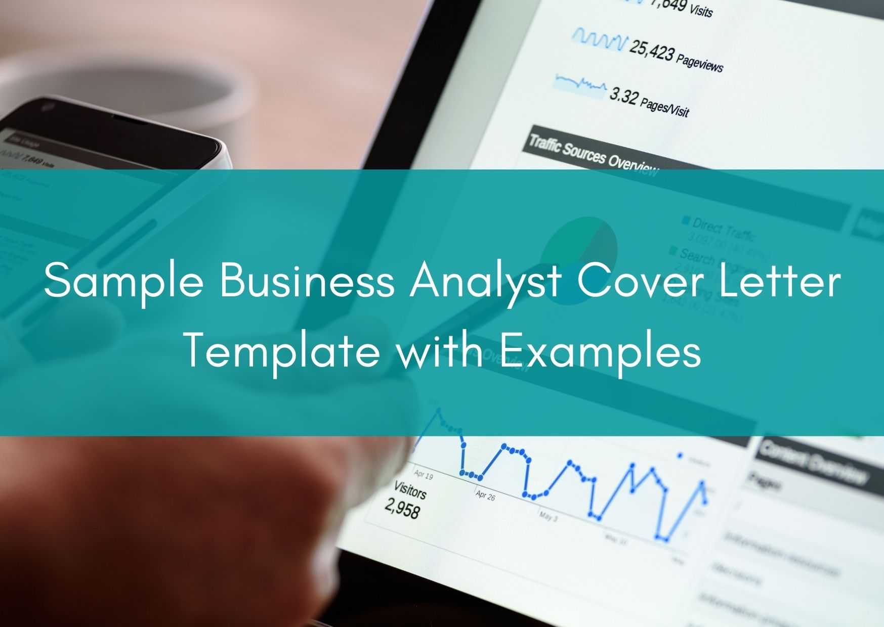 Sample Business Analyst Cover Letter Template with Examples